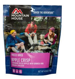 Mountain House Apple Crisp 6/cs