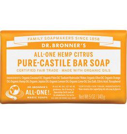 Liberty Mountain CITRUS BAR SOAP DR. BRONNER'S