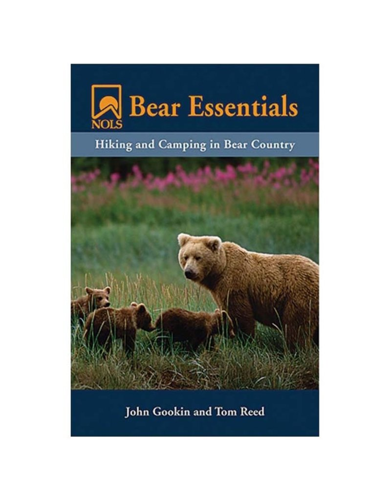 Liberty Mountain NOLS BEAR ESSENTIALS STACKPOLE BOOKS
