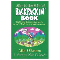 ALLEN & MIKE'S BACKPACKIN BOOK(ALLEN AND MIKE'S REALLY COOL BACKPACKIN' BOOK)