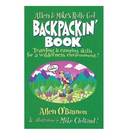 Liberty Mountain ALLEN & MIKE'S BACKPACKIN BOOK(ALLEN AND MIKE'S REALLY COOL BACKPACKIN' BOOK)
