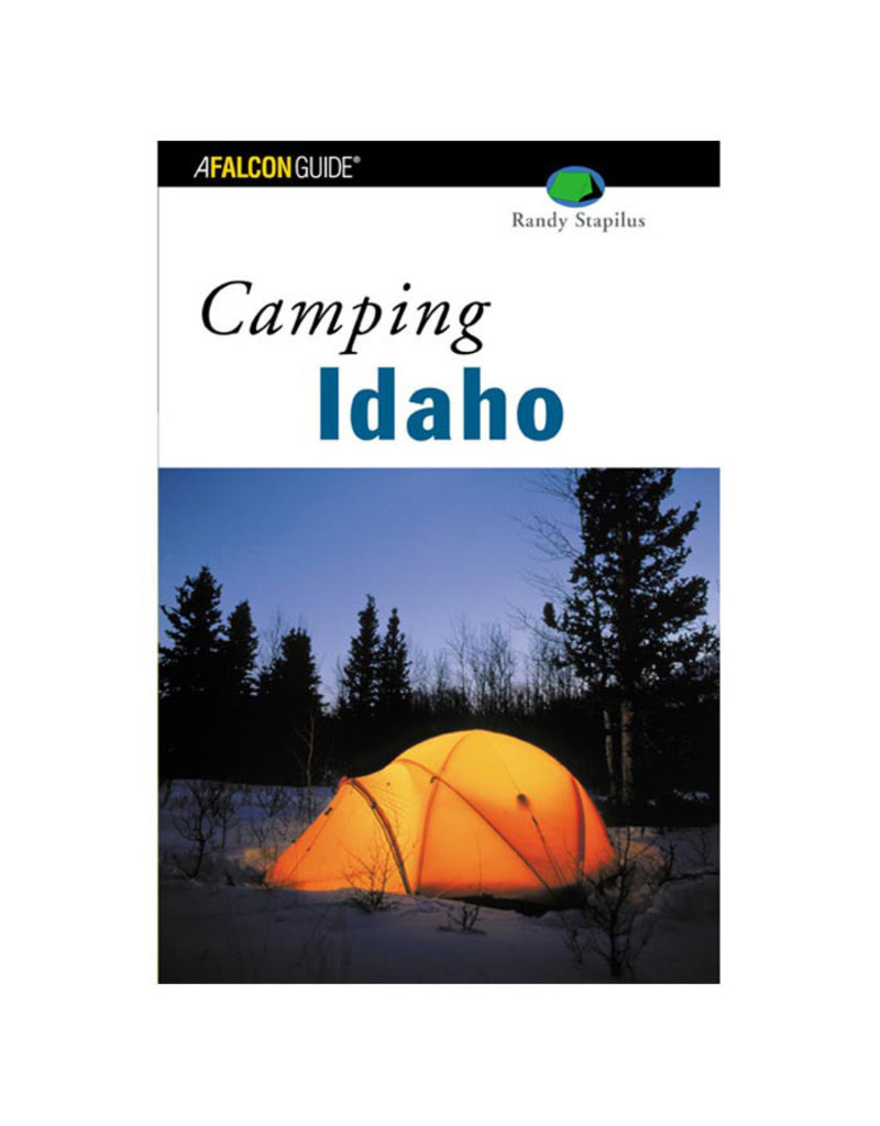 Liberty Mountain Camping Idaho Book