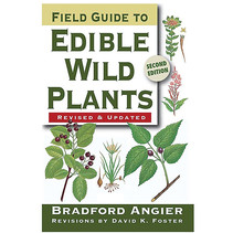 FIELD GUIDE TO EDIBLE WILD PLANTS STACKPOLE BOOKS