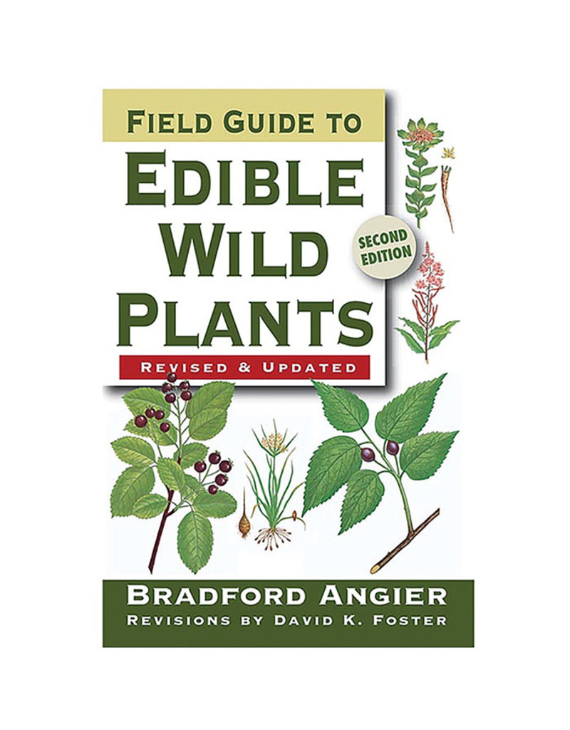 Liberty Mountain FIELD GUIDE TO EDIBLE WILD PLANTS STACKPOLE BOOKS