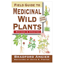 FIELD GUIDE TO MEDICINAL WILD PLANTS STACKPOLE BOOKS
