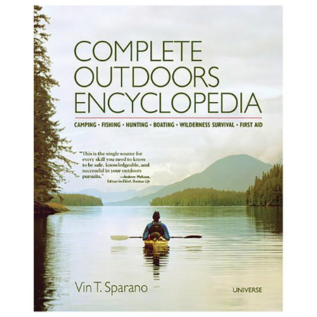 Liberty Mountain COMPLETE OUTDOORS ENCYCLOPEDIA RANDOM HOUSE