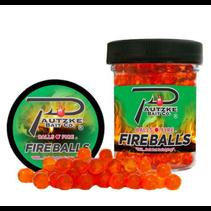 Pautzke PFBLS/ORG/SHR Fire Balls 1.65oz, Orange/Shrimp