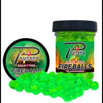 Pautzke PFBLS/CHT/GAR Fire Balls 1.65oz, Chartreuse/Garlic