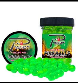 Pautzke Bait Company Inc PAUTZKE FIRE BALLS EGGS,CHART/GARLIC