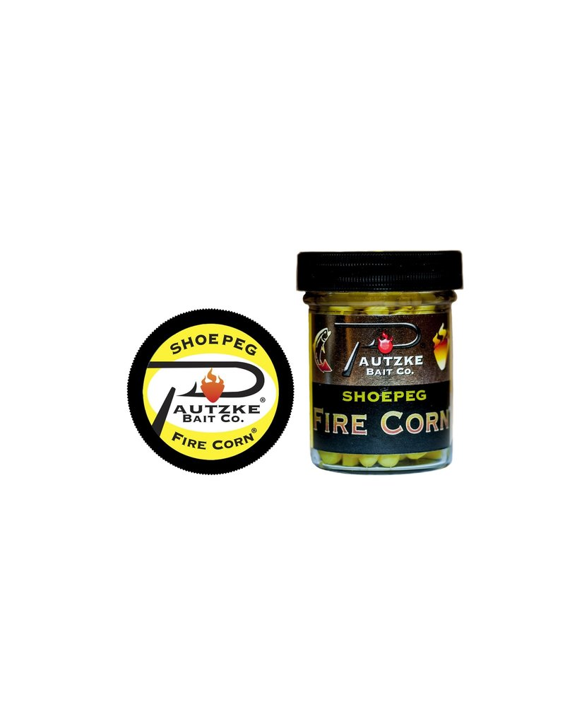 Pautzke Fire Corn – Yellow 1.75 oz