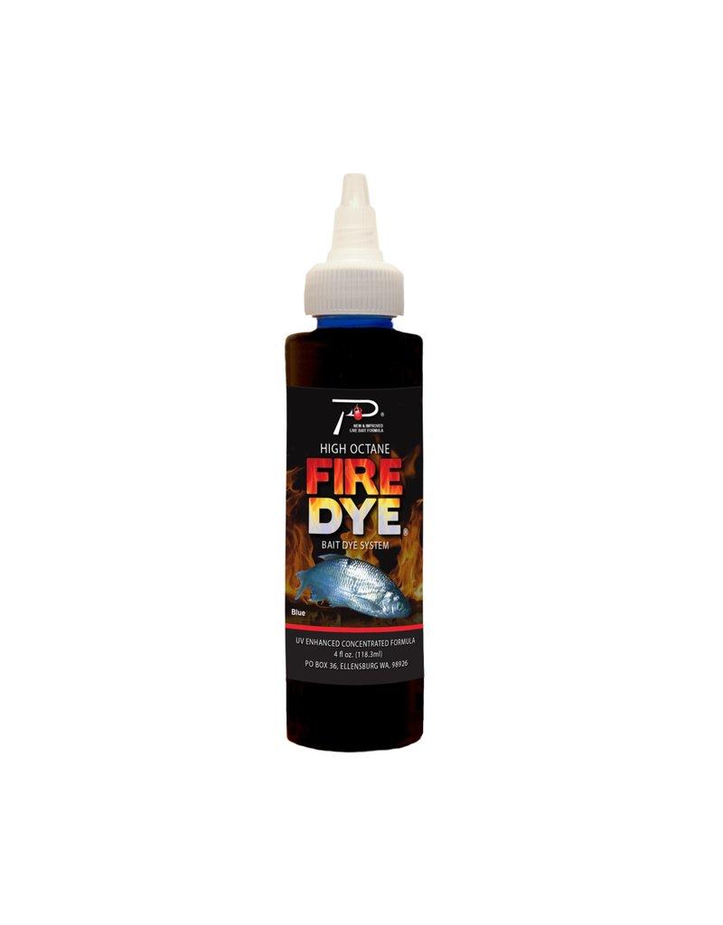 Pautzke Fire Dye – Blue 4 oz