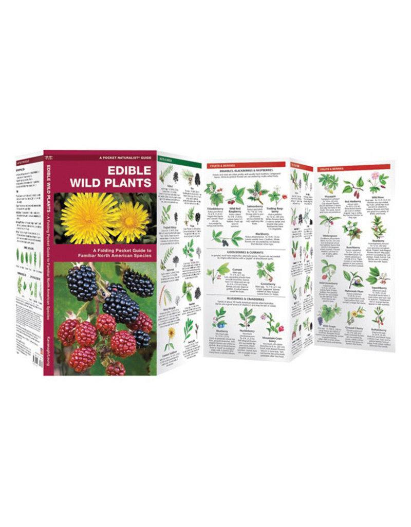 Liberty Mountain EDIBLE WILD PLANTS pocket guide (EDIBLE WILD PLANTS)