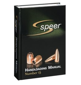 Speer (Vista Outdoors) SRM15 SPEER BULLETS MANUAL #15 1 RND/BX