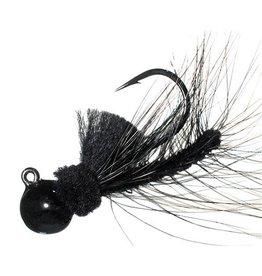 Hawken Fishing AJH14002 - #2 - Black, Black