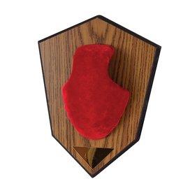 Allen ANTLER MOUNTING KIT, RED