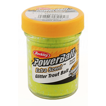 STBGC Powerbait Glitter Trout Bait