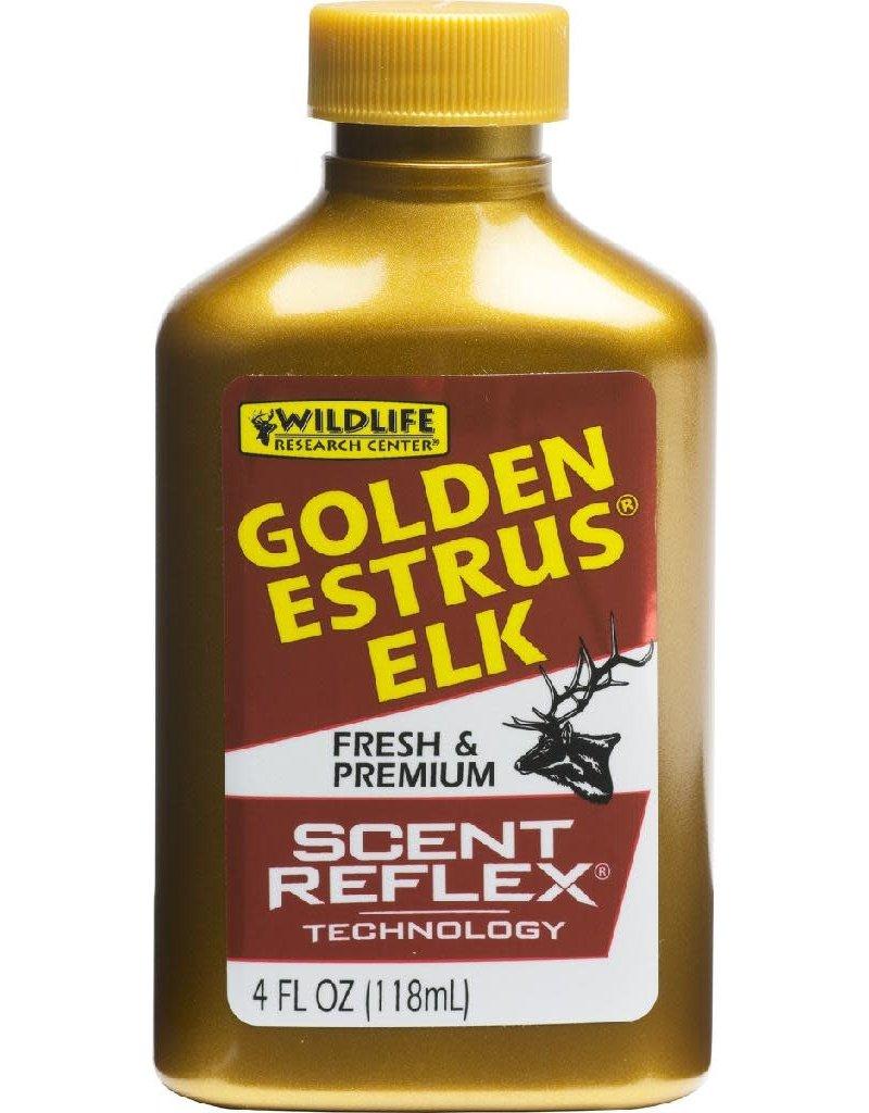 Wildlife Research Golden Estrus Elk (with Scent Reflex) 4 FL OZ