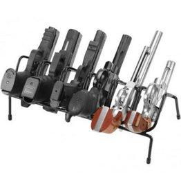 Lockdown Handgun Rack, 6 gun