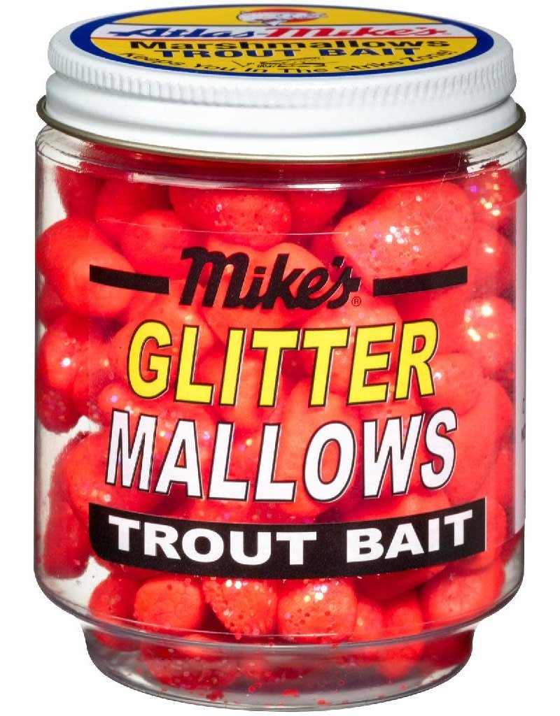 Atlas-Mikes MIKE'S GLITTER MALLOWS RED/ANISE