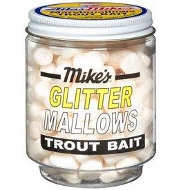 Atlas-Mikes MIKE'S GLITTER GLO MALLOW  WHITE/ANISE