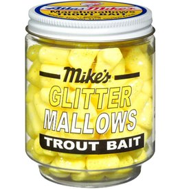 Atlas-Mikes MIKE'S GLITTER GLO MALLOW  YELLOW/CHEESE