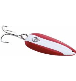 Eppinger Eppinger Daredevle Midget 3/16oz (Red/White Stripe)