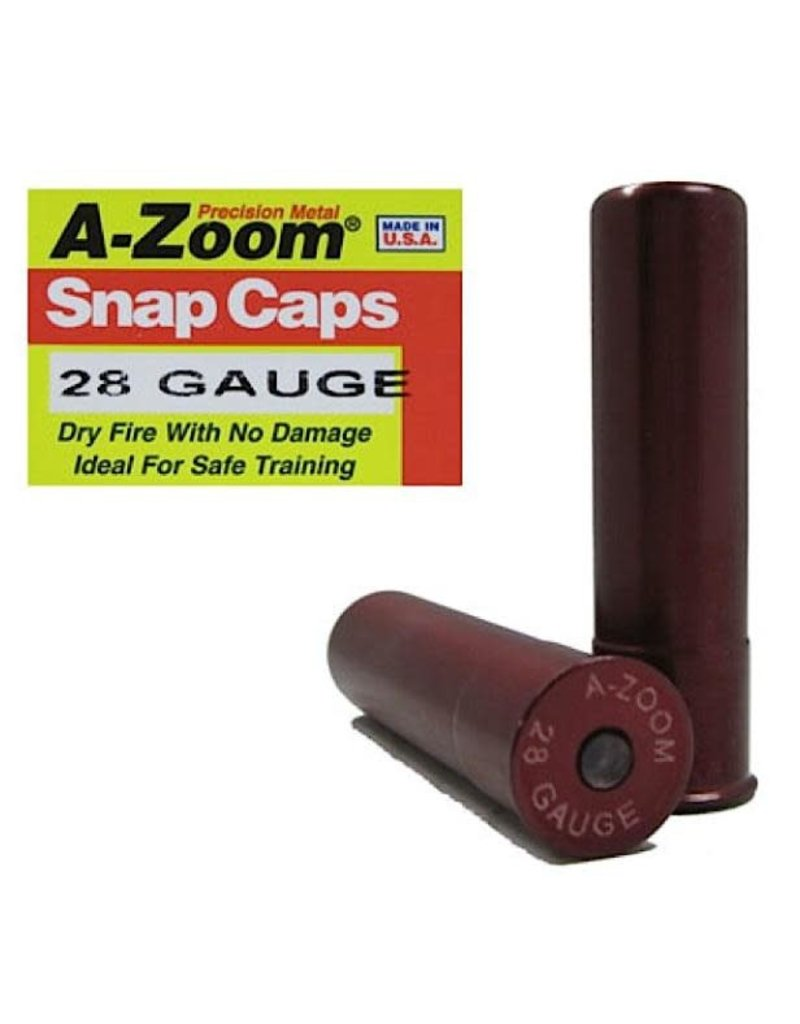Lyman Products Corporation 12214 A-Zoom A-ZOOM 28 ga Snap Cap 2 Pk