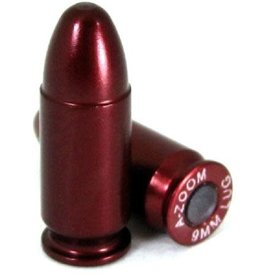 Lyman Products Corporation A-Zoom 15116 Precision Pistol Snap Caps 9mm 5Pk