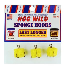 Magic Bait Bait Holders/Spring Hooks/Pod Sponge # 6