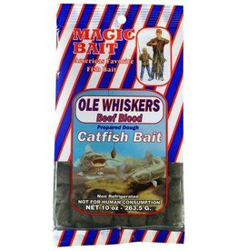 Magic Bait Catfish Cubes OLE WHISKERS