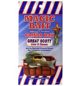 Magic Bait Catfish Cubes GREAT SCOTT CHSE.
