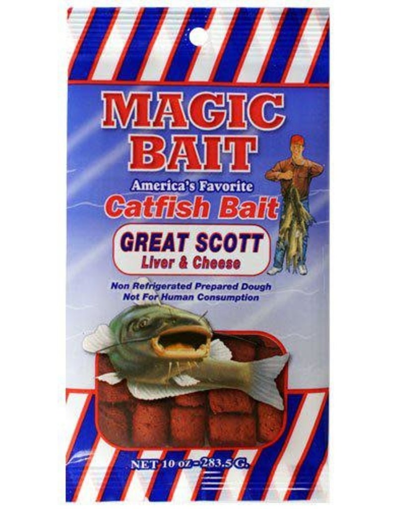 Magic Bait Catfish Cubes GREAT SCOTT CHSE.