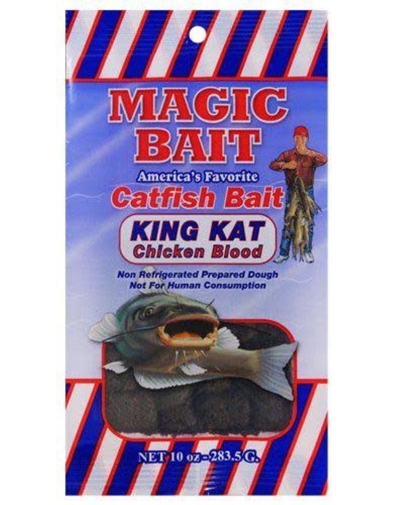 Magic Bait Catfish Cubes KING KAT