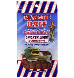 Magic Bait Catfish Cubes LIVER & CHICKEN