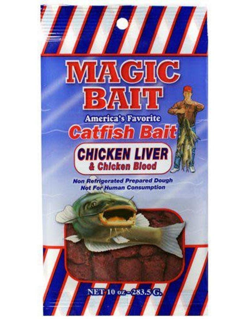 Magic Bait Catfish Cubes LIVER & CHICKEN