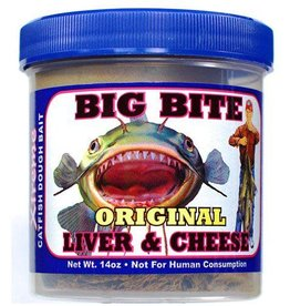 Magic Bait BIG BITE ORIGINAL LIVER &CHEESE