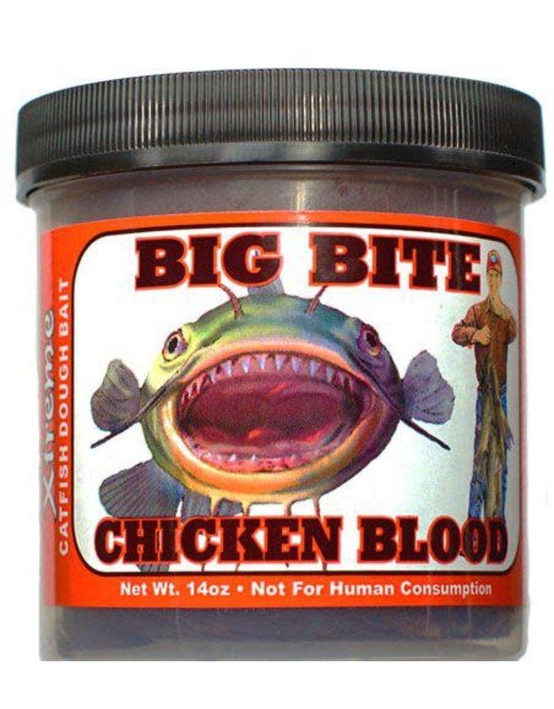 Magic Bait BIG BITE CHICKEN BLOOD