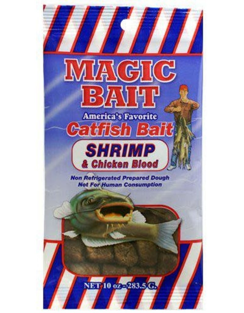 Magic Bait Catfish Cubes SHRIMP