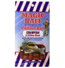 Magic Bait Catfish Cubes CRAWFISH