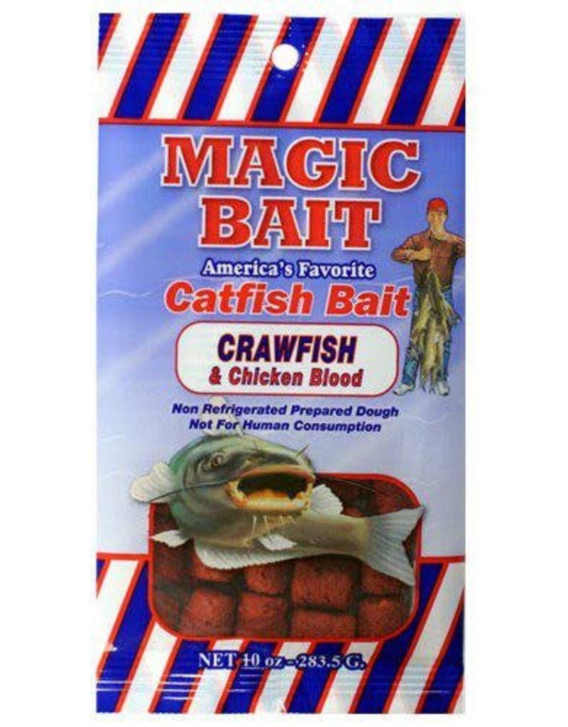 Magic Bait Catfish Cubes CRAWFISH