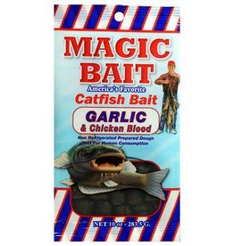 Magic Bait Catfish Cubes GARLIC