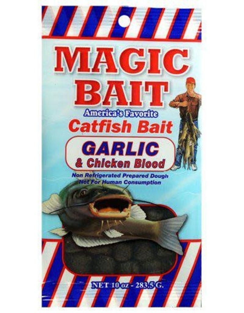 Magic Bait Catfish Cubes GARLIC
