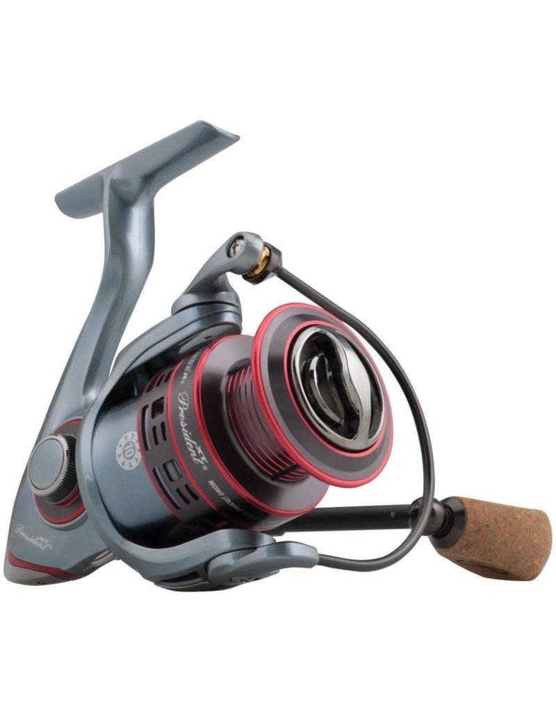 Pflueger (Pure Fishing) Pflueger President XT Spinning Reels PRESXTSP25X Box