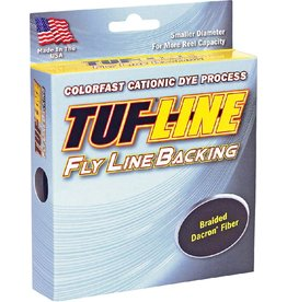 Western Filament Tuf-Line FB20100W Dacron Fly Backing 20lb 100yd White