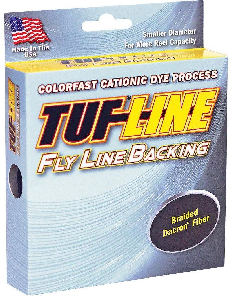 Western Filament Tuf-Line FB20100W Dacron Fly Backing 20lb 100yd White