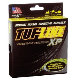 Western Filament Tuf-Line XP30300GN XP Braided Line 30lb 300yd Green