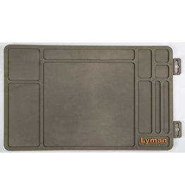 "Lyman Products Corporation ""Essential"" Gun Maintenance Mat, Flat With Hang Tag"