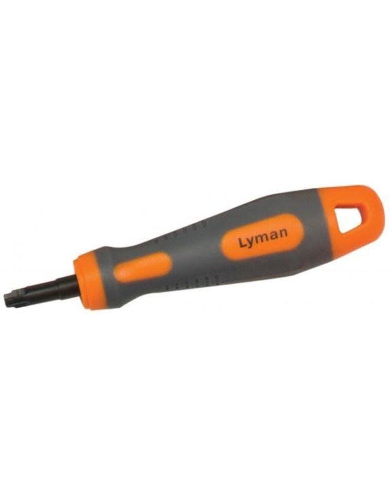 Lyman Products Corporation Primer Pocket Reamer (Small)
