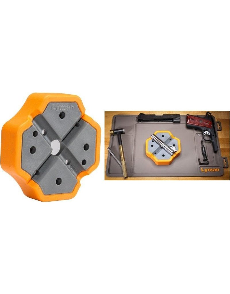 Lyman Products Corporation X-Block: Gunsmith Bench Block