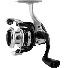 Okuma Aria Spinning Reel, Body S/S Bail Wire 1 BB 5.0:1 AR-30 Graphite